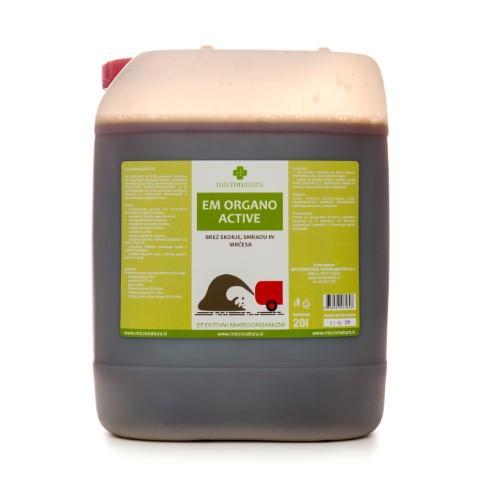 EM Organo Active 20 liter pakiranje