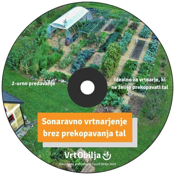 2-urno predavanje Sonaravno vrtnarjenje brez prekopavanja tal