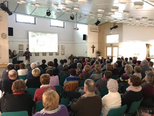 Predavanje sonaravno vrtnarjenje brez prekopavanja tal Šmarje pri Jelšah 2018