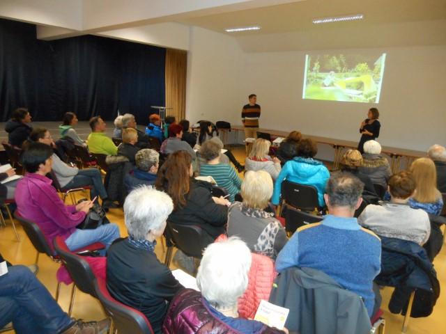 Predavanje sonaravno vrtnarjenje brez prekopavanja tal Gozd Martuljek 2020