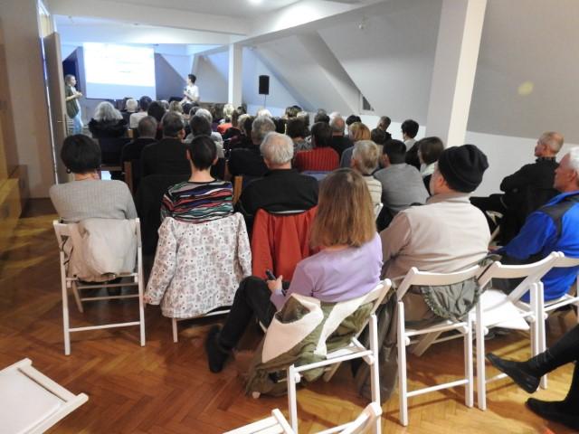 Predavanje sonaravno vrtnarjenje brez prekopavanja tal Laško 2018