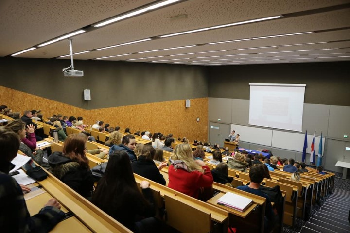 Predavanje sonaravno vrtnarjenje brez prekopavanja tal Maribor, Fakulteta za kmetijstvo in biosistemske vede, 2018